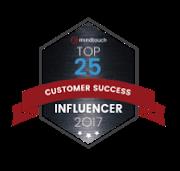 2017 top 25 CS Influencer