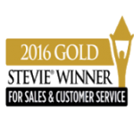 2016 Stevies Customer Service Team Award