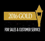2016 Stevies Customer Service Team Award